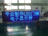 Módulo azul do indicador de diodo emissor de luz da cor P10 para o indicador do texto