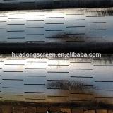 BtcのカップリングはAPI 5CT油井の訓練またはスロットはさみ金の管のためのK55細長かったはさみ金の管に通す