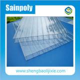 Multi Span cubierta de policarbonato de gases de efecto para la venta