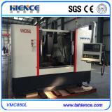Centro di lavorazione verticale Vmc 850L di CNC della fresatrice di CNC di Top Ten della Cina