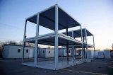 저가 Prefabricated 강철 구조물 건물