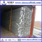 Quality e Promotion principali Price Bs1139 & En39 ERW Black Carbon Steel Scaffolding Pipes per Medio Oriente Market Type