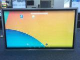 22-Inch che fa pubblicità al chiosco fissato al muro del video dello schermo attivabile al tatto del visualizzatore digitale Del comitato dell'affissione a cristalli liquidi