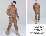 Куртка костюма теплых мягких Windproof равномерных воинских обыкновенных толком людей OEM