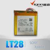 Batterij de van uitstekende kwaliteit van de Telefoon Lt28 voor de Telefoon van Sony