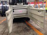 上昇トラックのディーゼルベトナムへの3トンのベールクランプフォークリフト