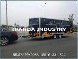 China, Snel Voedsel, Snack, het Verkopen van het Voedsel van de Straat, Drank. Mobiele koffie, Vrachtwagen, Auto