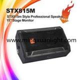 Stx815 Suspensão poderoso alto nível PRO alto-falante de som