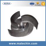 Fonderie à base de sable à base de ductile personnalisé pour composants métalliques