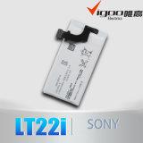 Batteria del telefono mobile Lt22I di capacità elevata
