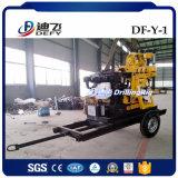 Df-Y-1 l'exploration géologique de trous de forage Machine de forage de base pour la vente