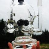 De duivel zegent de Creatieve Rokende Waterpijpen van het Glas van de Stijl (S-GB-265)