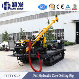 Hfdx-2 Wire Hydraulic Diamond Core Drilling Rig