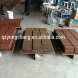 Planta de fabricación de ladrillos de arcilla automático