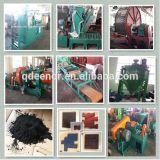 La gomma automatica ricicla la fabbricazione della pianta di riciclaggio pneumatico/della macchina