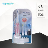 Toothbrush adulto di vibrazione elettronica con la batteria Wy839-F