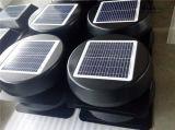 12W 12inch Solar de escape del ático Vent para cubierta con la cubierta Square (SN2013004)