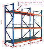 Qualitäts-Form-Entwurfs-Supermarkt-Regal-Hilfsmittel-Zahnstangen-Supermarkt-Waren-Speicher-Lager-Zahnstange