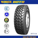 Boto schlauchloser Reifen für Auto-LKW-Radial-LKW-Reifen 315 70 22.5.