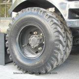 새로운 6.5t 작은 굴착기 바퀴 굴착기 0.3m3 물통