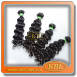 Hair humain Remy 4A Virgin brésilien Hair