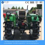 농업 기계장치 40/48/55의 HP 4WD 농장 디젤 엔진 소형 정원 조밀하거나 작은 트랙터
