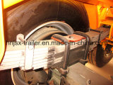 Drei Behälter-Kipper-Schlussteil-Chassis der Wellen-20FT für Verkauf
