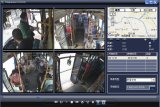 CCTV DVR формы H. 264 автомобиля DVR/карточки SD (HT-6704)