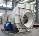 Ventilador de ventilação centrífugo para a caldeira industrial