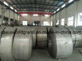 precio de fábrica de laminación en frío de alta calidad de las bobinas de acero inoxidable de espesor 2,3mm