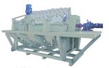 Filtro de vácuo cerâmico do disco do equipamento líquido contínuo da desidratação da separação