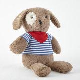 卸売によって詰められるペットの柔らかいプラシ天のおもちゃの刺繍