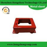 Fabrication de tôle métallique utilisée comme coque métallique pour équipement électrique