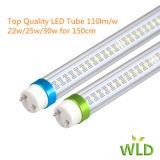 1500mm 30W T8 LED Fluorescent Tube Lights CE/RoHS