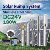 Pompa ad acqua autoalimentata solare di irrigazione di CC 24V-96V