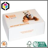 Складывая коробка перевозкы груза гофрированной бумага картона печати цвета