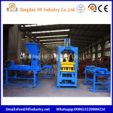 Qt3-20 halb automatischer Hydraform Ziegelstein-Betonstein, der Maschine herstellt