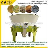 (A) des tiges de récolte de la machine de broyage du broyeur de paille/balle de paille de la faucheuse rotative