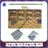 Máquina automática de dosagem e embalagem de produtos químicos para mosquiteiro