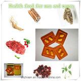 Produits de fines herbes de perfectionnement de soins de santé de résistance de fatigue d'extrait pour l'homme et des femmes
