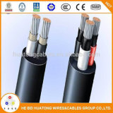 IEC Cable trenzado de cable de alimentación a bordo