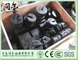 De standaard M1 Gewichten van de Kaliberbepaling van de Schaal van 500kg Ijzer Gegoten Testende