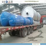 Équipement de pyrolyse de recyclage d'hydrocarbures lourds