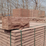 Piedra arenisca roja, piedra arenisca que pavimenta, azulejo de la piedra arenisca