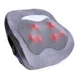 Eléctrica de infrarrojos Shiatsu Almohada de masaje por vibración