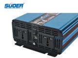 Suoer Solar Power Inverter 3000W de onda sinusoidal pura inversor de la energía de 12V a 220V para uso en el hogar con precio de fábrica (FPC-3000A)