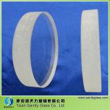 Housse en verre résistant à la chaleur et à la résine Borosilicate de 3,8 mm pour éclairage LED