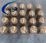 Bocados de cone de rolo de dente moído / Bits de dentes de aço