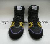 Custom Lightweight Flexible Wildleder Lace up Boxen Schuhe