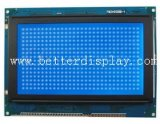 Pantalla LCD de color azul trasero Stn Sigment LCD